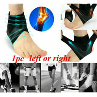 Foot Ankle Sleeve Anti Fatigue Compression Swelling Relief Foot Brace Guard Wrap