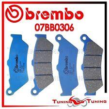 Pastiglie Anteriori BREMBO CARBON CERAMICO BMW F 800 GS 2009 2010 2011 07BB0306