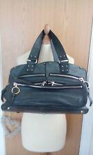 Chloe Leather Multi Pocket Shoulder Bag