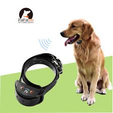 Rechargeable Pet Dog Bark Stop Collar No Bark Collar System Stop Barking Collar
