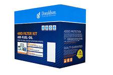 Donaldson 4WD AIR OIL FUEL FILTER KIT MITSUBISHI TRITON C/R 3.2L 06 - 09 X902858