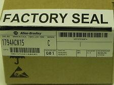 ALLEN BRADLEY 1794ACN15 ADAPTER REPAIRED