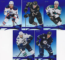 11-12 Certified Taylor Hall /99 MIRROR BLUE
