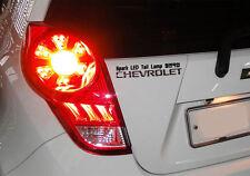 LED TAIL LIGHT LAMP LH, RH 2Pcs 1Set For Chevrolet Spark 2011 2015