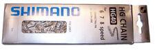 Fahrrad Kette Shimano HG 40 Kettenschloß 6-7-8-fach für Stevens KTM GIANT u.a.