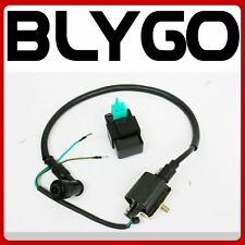 Ignition Coil + CDI UNIT 90cc 110cc 125cc 140cc PIT PRO Quad Dirt Bike ATV Buggy
