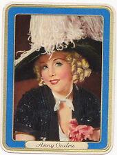"1937 Film-Lieblinge ""Anny Ondra"" Passion Nr. 174-Farboffsetlithogr. Prägedr."