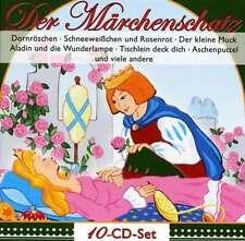 VA - Der Märchenschatz (Wallet Box-Set) 10 CD Neu