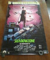 "Vintage Horror Movie Poster Shadowzone 1989 Full Moon Entertainment 37"" x 23"""