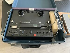 Lecteur enregistreur a bande revox UHER SG 631 logic