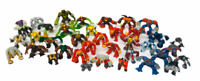 Gormiti Lords of Nature Mini Figure Large Bundle Toys Collection