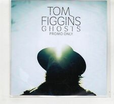 (HD366) Tom Figgins, Ghosts EP - 2016 DJ CD