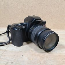 Canon EOS Rebel XS SLR Camera with Canon 35-80mm Zoom Lens, strap
