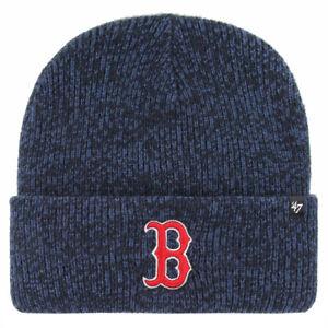 47 Brand NEW Men's Boston Red Sox Brain Freeze Cuff Knit Beanie - Navy BNWT
