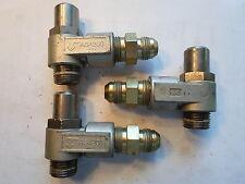 Lot of 3: SMC Flow Control Valve, Part No. AS4200