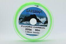 Fluorocarbon Leader - Sakuma - High quality, 50m spools.