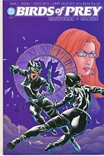 Birds of Prey Catwoman Oracle #2 of 2