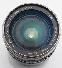 Canon Zoom Lens EF 24-85mm 24-85 mm 3.5-4.5 USM Ultrasonic