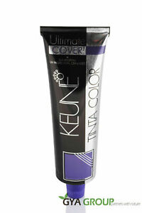 Keune Tinta Ultimate Cover Hair Color, Gray Hair Cover Without Mixing Shades