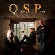 QSP SELF TITLED 1 Extra Track  Suzi Quatro/Scott/Powell CD NEW Australian Made