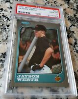 JAYSON WERTH 1997 Bowman Chrome Rookie Card RC PSA 10 GEM MINT Nationals