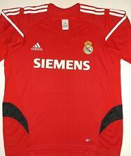 IKER CASILLAS Signed Jersey~RED~Real Madrid Spain Goalie #1~Adidas~Men's XL