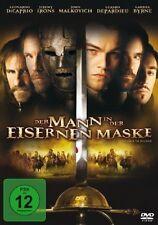 DER MANN IN DER EISERNEN MASKE (Leonardo DiCaprio, Jeremy Irons) NEU+OVP