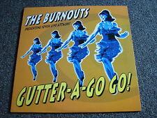 The Burnouts-Gutter a Go Go 10 inch LP-2001 Spain-El Beasto