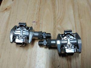 Shimano 747 pedals