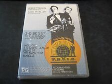 The Man From U.N.C.L.E. Uncle 3-Disc DVD Set Region 4 Autralia