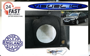 VW PASSAT B6 ESTATE STEALTH SUB SPEAKER ENCLOSURE BOX SOUND BASS AUDIO 10 12