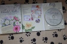 Joanna Sheen - If Flowers Could Talk - Papercraft CD Rom
