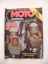 Motorcycle Journal June 1976 No.273 750 Laverda Suzuki
