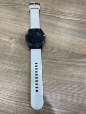 SAMSUNG GEAR S2 CLASSIC SMART WATCH GRAY LEATHER BAND (VERY GOOD COND)