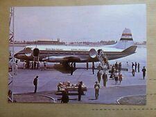 UNITED ARAB AIRLINES  VISCOUNT   SU-AKN