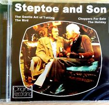 NEW & SEALED - STEPTOE AND SON - Comedy TV CD Album - Original Recording