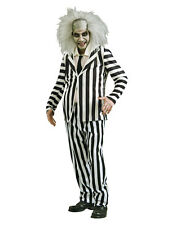 "Beetlejuice Mens Costume Style 1,X-Large,CHEST 44 - 46"",WAIST 36-40"",INSEAM 33"""