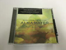 Music From The Vatican: Alma Mater Featuring the Voice of Pope Benedict XVI (CD)