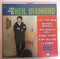 The Feel Of Neil Diamond SEALED 1966 Stereo 1st Press Bang BLP-214 Hype Sticker