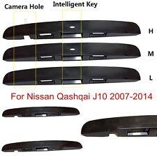 Heckklappe Griffleiste Boot Trim Leiste Blende für Nissan Qashqai J10 2007-2014