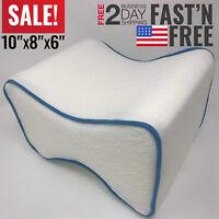 Knee Pillow Leg Pillow For Sleeping Cushion Support Between Side Sleepers Rest