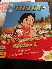 Heidi dvd box