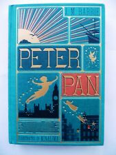 PETER PAN (Illustrated with Interactive Elements) by J. M. Barrie. 1st. Ed.