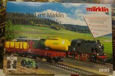 Märklin H0 29185 Start-Set Güterzug Lok BR 81 002  Delta / Digital  C62