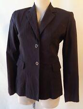 Veronika Maine black jacket size 6 long sleeves