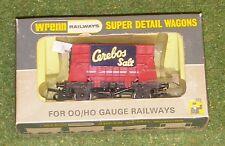 WRENN RAILWAYS OO GAUGE WAGONS W5021 SALT WAGON CEREBOS