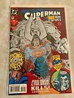 Superman in Action Comics 695 (1994). Kesel. DC comics