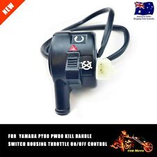 For Yamaha PW80 PY80 Throttle Switch Housing More PW80 PARTS In Our Store