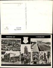 401321,Netherlands Dordrecht Totale Station Bahnhof Kerk Kirche Orgel Brücke Meh