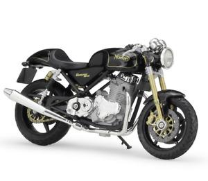 Welly 1:18 Norton Commando 961 SE Sports Motorcycle Bike Model Toy New In Box